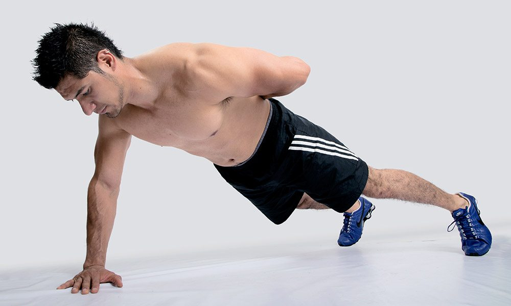 How many Calories Does one Pushup Burn