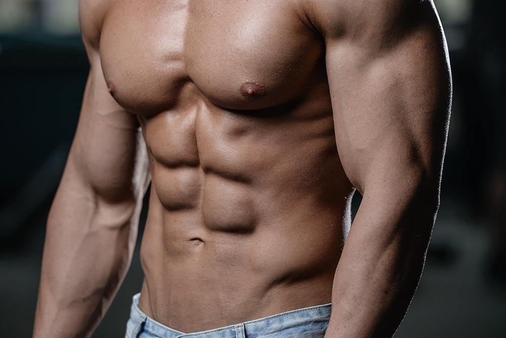 How to make your abs pop