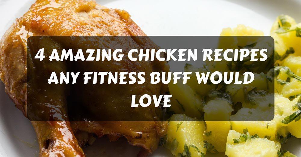 chicken recipes bodybuilding
