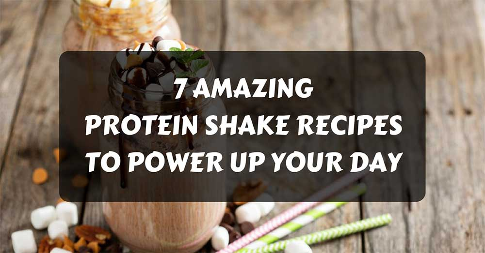 best protein shake recipes